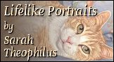 Lifelike Pet Portraits by Sarah Theophilus