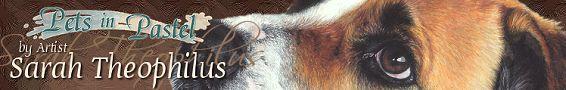 Pet Portraits in Oil Pastel